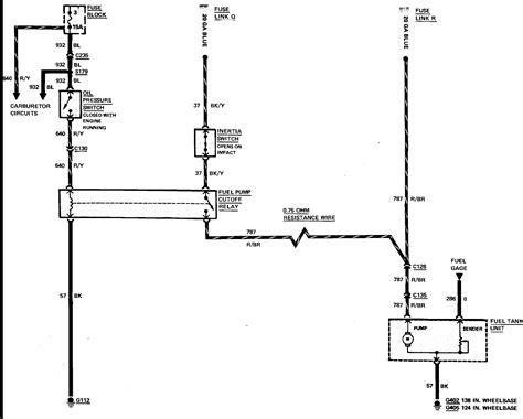 B081f0 85 Ford E 350 Rv Fuel Wire Diagram